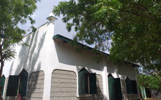 تقرير نهائي لبناء مسجد مع التاثيث