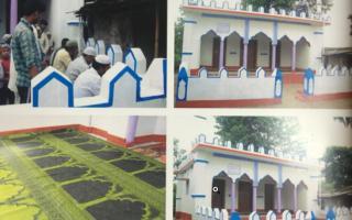 تقرير عن بناء مسجد في البانيا